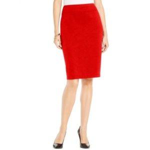 ❤️Ann Taylor Stretch Ponte pencil skirt